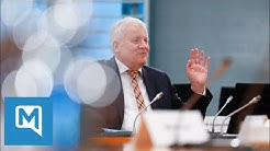 Horst Seehofer kündigt Rückzug an