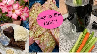 Day in the Life! Weekday Vlog Sams Club My New Juicer