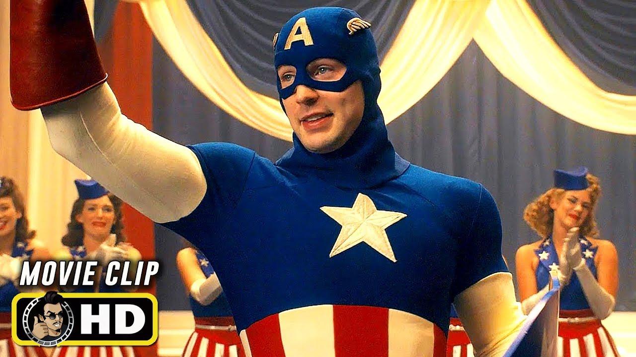 CAPTAIN AMERICA (2011) Clip - Star Spangled Man [HD] Marvel