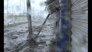 Hurricane Kenna - raw footage Part 1 of 3