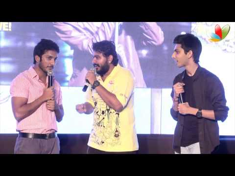 Chancey illa - Anirudh music album Launch | New Songs