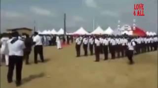 85th Ahmadiyya Jalsa Salana Ghana 2017 & President of GHANA Arrival