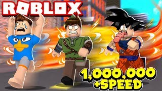 SPEED CITY IN ROBLOX!! (City Speed)
