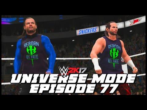 WWE 2K17 | Universe Mode - 'VENGEANCE PPV!' (PART 1) | #77