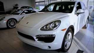 2013 Porsche Cayenne - Auto Review from GoAuto.ca