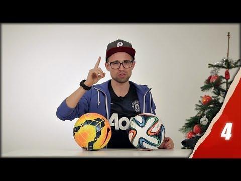 Christmas in Unisport Episode 4: Adidas Brazuca, Nike Ordem and Adidas Nitrocharge 1.0