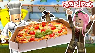 Roblox ITA - Enfin La Pizzaaaa!!! - #27 - Pizza Factory Tycoon!