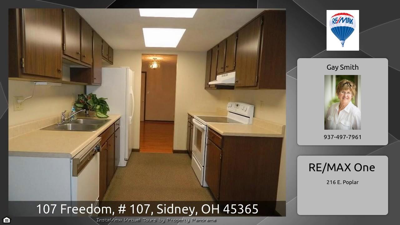 107 Freedom, # 107, Sidney, OH 45365