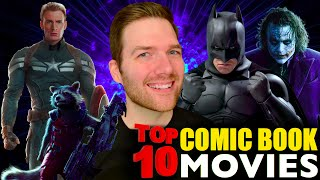 Top 10 Comic Book Movies