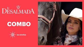 La Desalmada: ¡Fernanda se roba el caballo de Rafael! | C- 9 | Las Estrellas