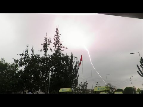 Tormenta Eléctrica Arequipa Perú