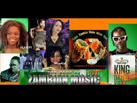 The Best of Zambian Music - VOLUME ONE