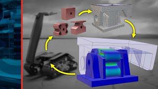 The Shredder: Understanding the Simulation - Episode 2 - SOLIDWORKS LIVE Design