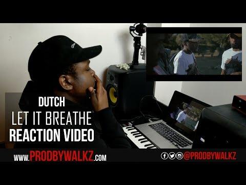 Dutch - Let It Breathe | Link Up TV REACTION #RoadTo1KSubs