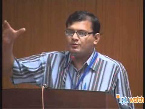 Raghav Mittal, Editor, uptu watch @ Real Estate Summit