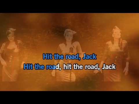 Hit the Road a Jack HHB Karaoke No Back 2017