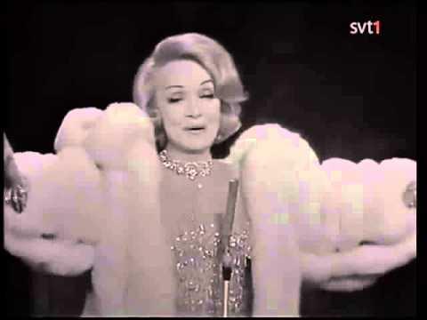 Marlene Dietrich  La Vie en Rose