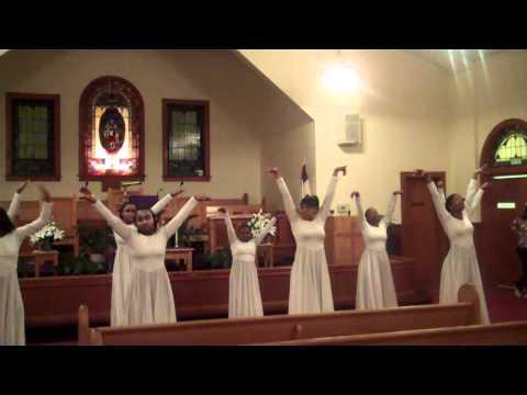 It All Belongs To You by Damita Haddon (Praise Dance)
