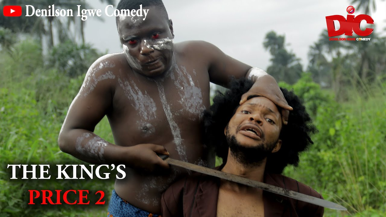 Download The kings prize part 2 - Denilson Igwe Comedy