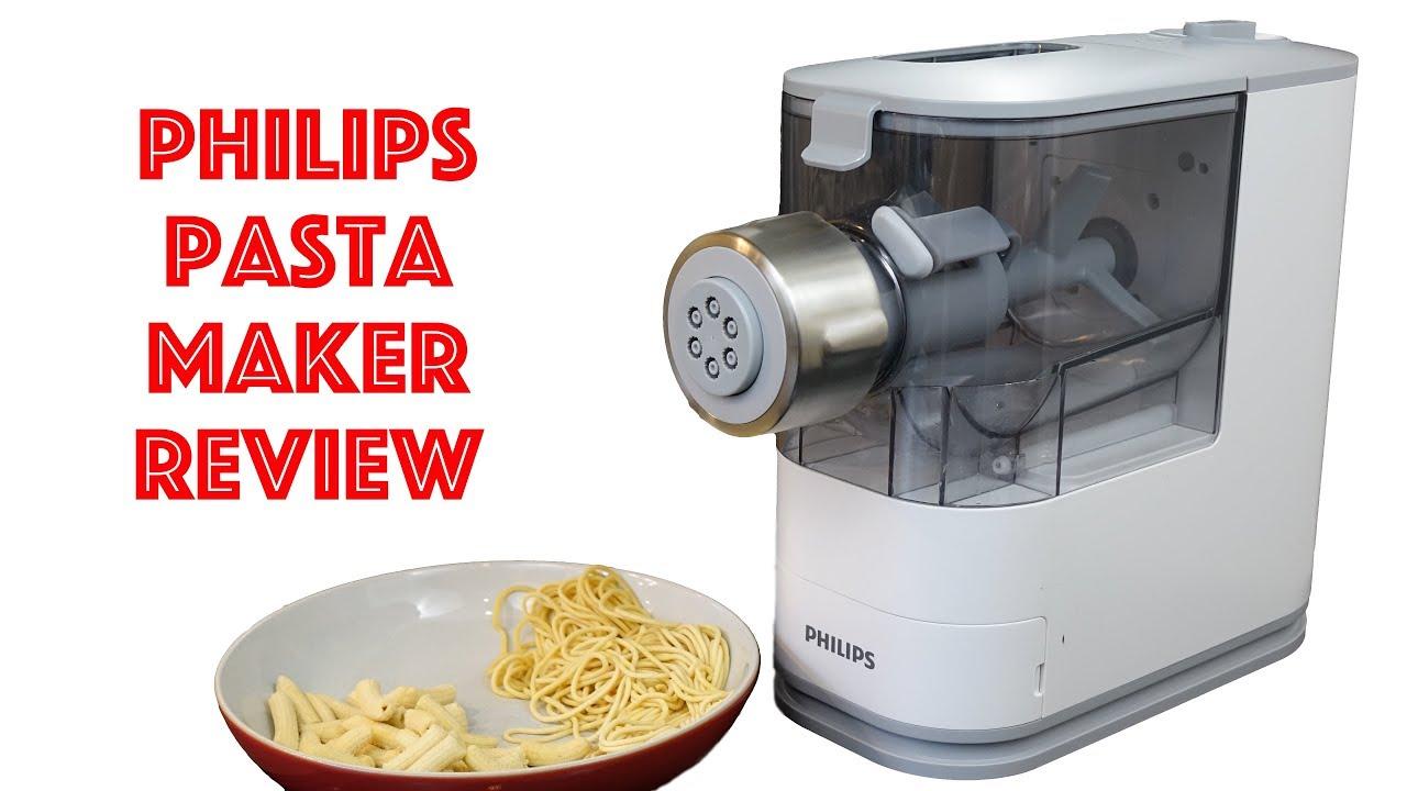 Philips Viva Pasta Maker Review