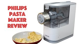 Philips Viva Pasta Maker Review