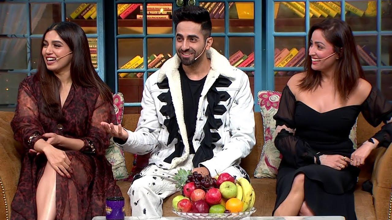The Kapil Sharma Show - Movie Bala Episode Uncensored   Ayushmann Khurrana, Bhumi, Yami