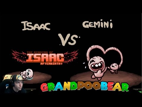 First Time Since Rebirth: The Binding Of Isaac Afterbirth+ on the Switch