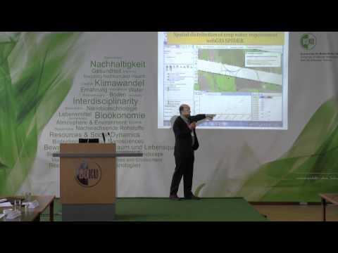 13 - Alfonso Calera - Crop water consumption forecasts for f