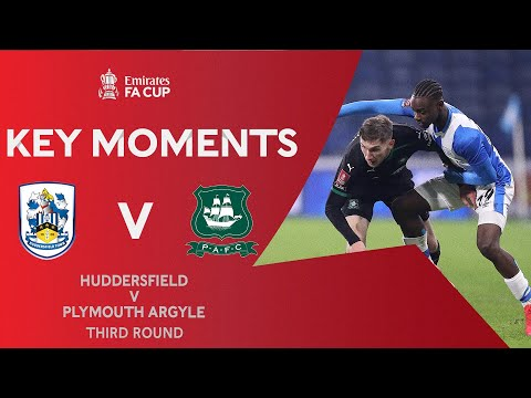 Huddersfield Plymouth Goals And Highlights