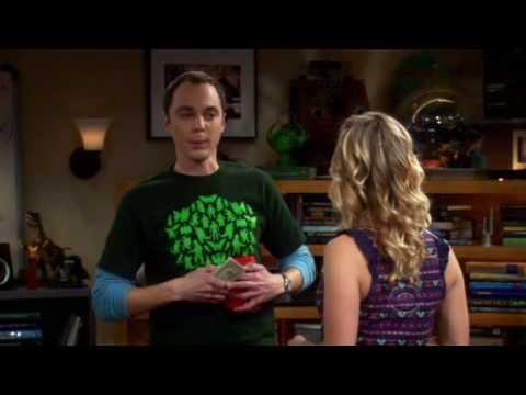The Big Bang Theory - Sheldon lends Penny money