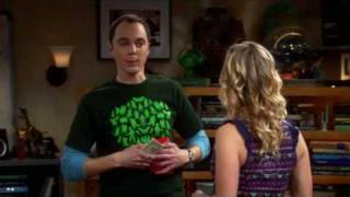 The Big Bang Theory - Sheldon lends Penny money