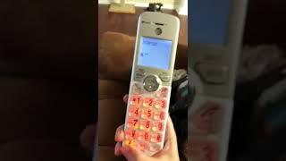AT&T EL51203 checkout