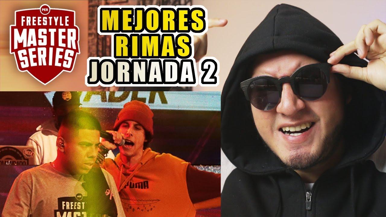 LAS MEJORES RIMAS DE PERÚ (FMS JORNADA 2 - 2020)