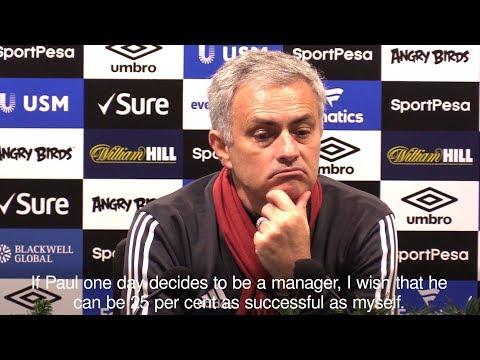 Jose Mourinho Hits Back After Paul Scholes Criticism Mp3