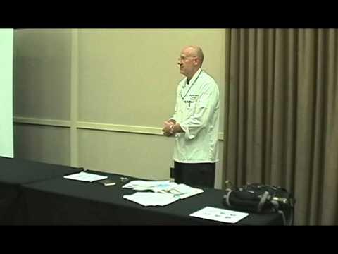"""Food Safety & Sanitation"" - Chef Brent Spring - August 16, 2013"