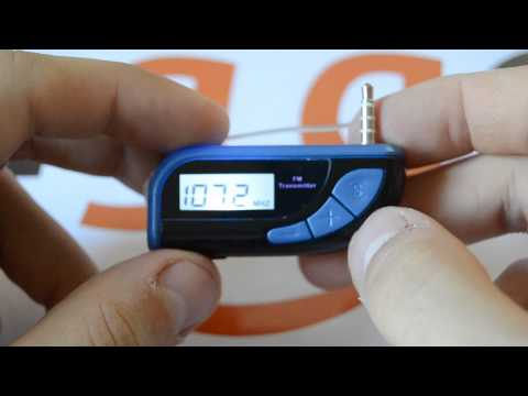 How to wireless play music from your smartphone on your car radio [HD]