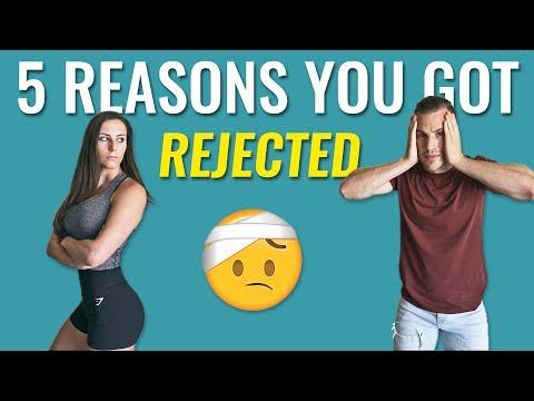 Top 5 Reasons Guys Get Rejected