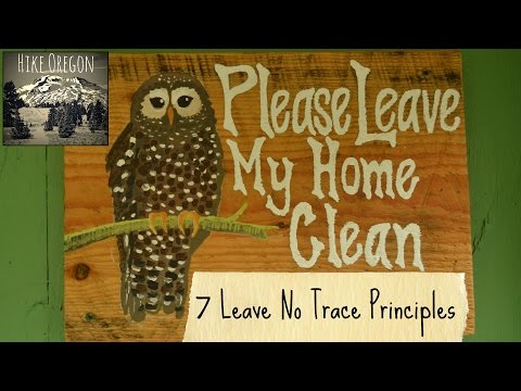 What Are The 7 Leave No Trace Principles?