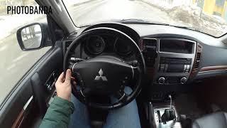 Первые впечатления после покупки Mitsubishi Pajero 4 2008 года