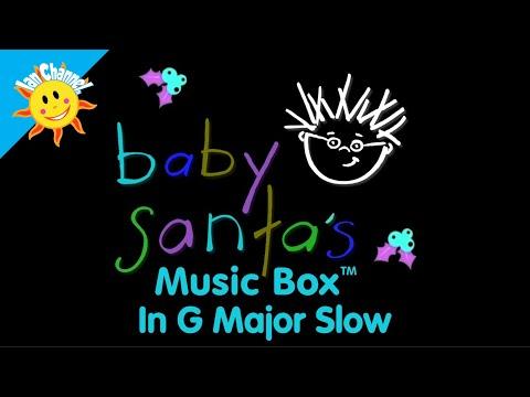 Baby einstein - baby Santa's in g major (Slow)