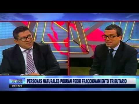 Nuevo reglamento de fraccionamiento tributario - Mba José Verona