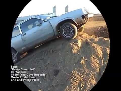 Redneck Rusty Chevrolet