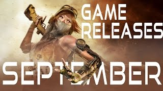 Game Release Check: September 2016 - Games Coming Out In September