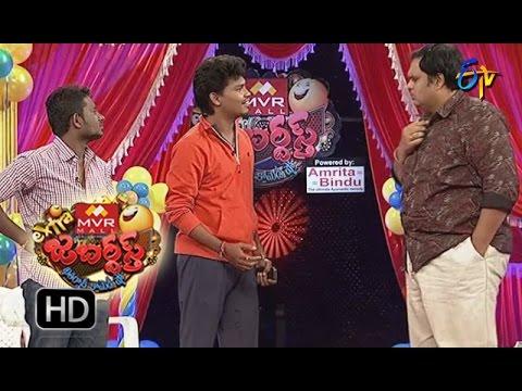 Patas Prakash Performance – Extra Jabardasth - 9th September 2016– ETV  Telugu