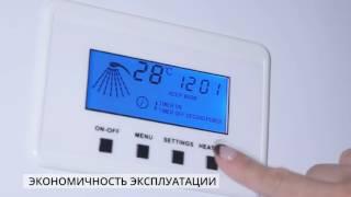 Бойлер Klima Hitze Flat FU 80 25 2h ER(Обзор водонагревателя Klima Hitze с электронным управлением на 80 литров. http://boileron.com.ua/products/klima-hitze-flat-fu-80252h-er., 2016-08-02T11:10:54.000Z)