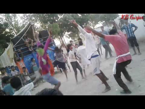 Bhole Di Barat Chadi Gaj Waj Ke