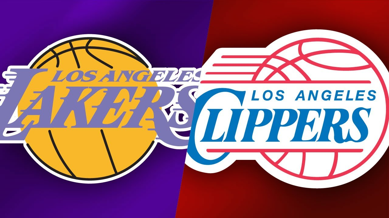 Lakers at Clippers NBA Basketball Preview - YouTube