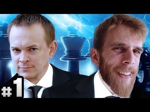 HUTCH vs  SARK (Speed Chess)