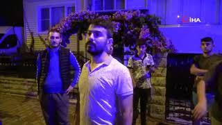 Bursa'da ki kavganın görüntüleri ortaya çıktı