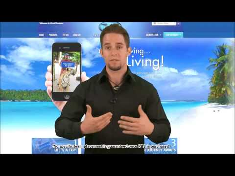 World Ventures - Make a living... Living